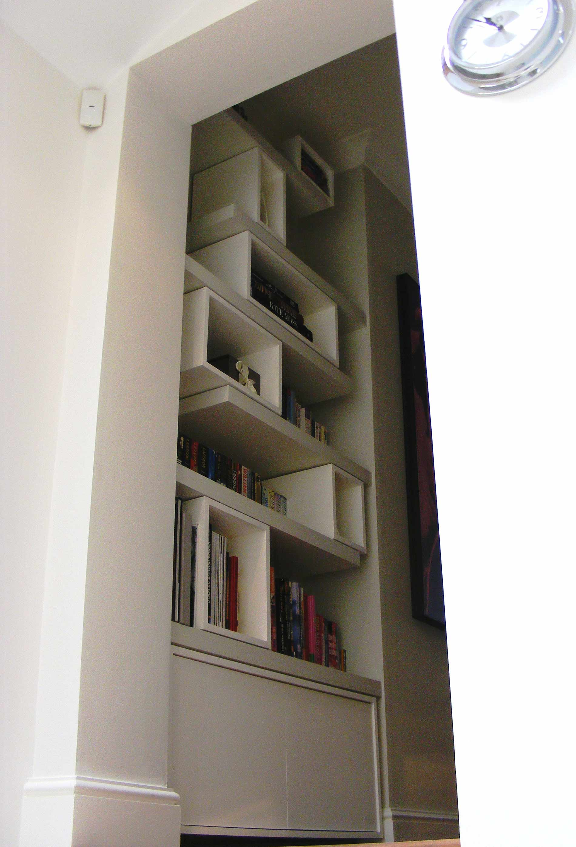 Alcove Shelves Eastfield
