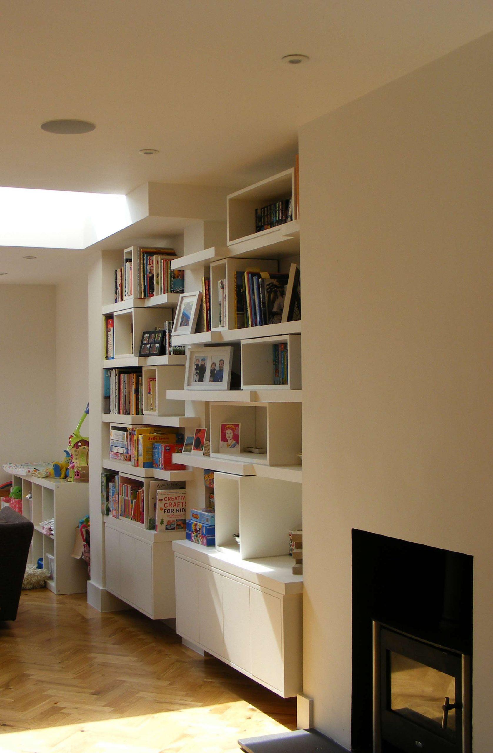 Alcove Shelves Wandsworth