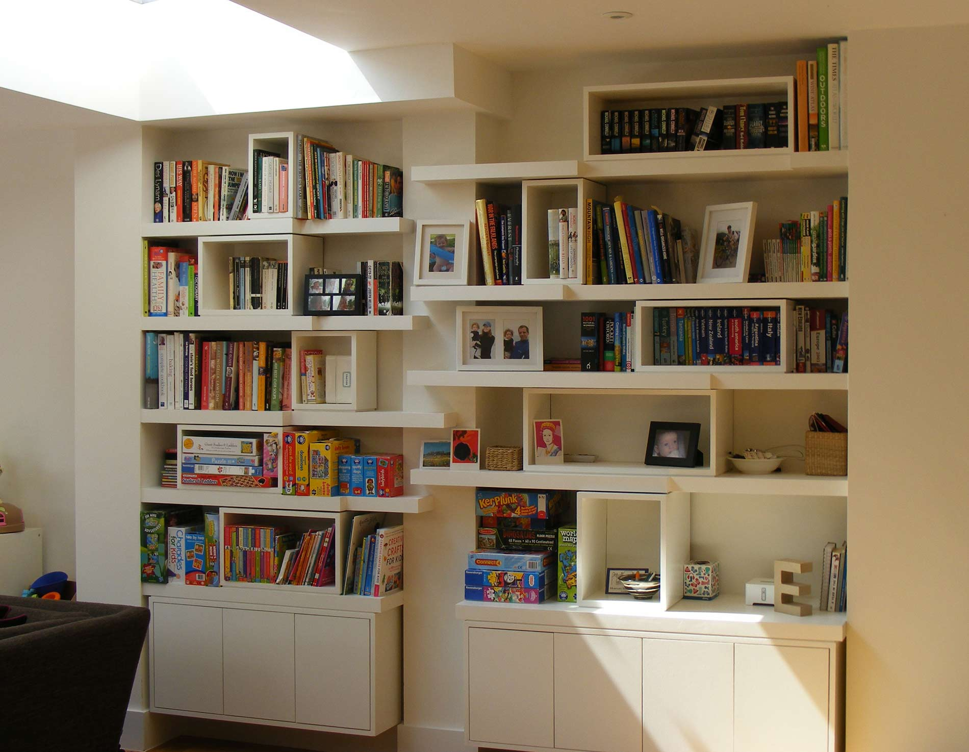 Alcove Shelves Wandsworth