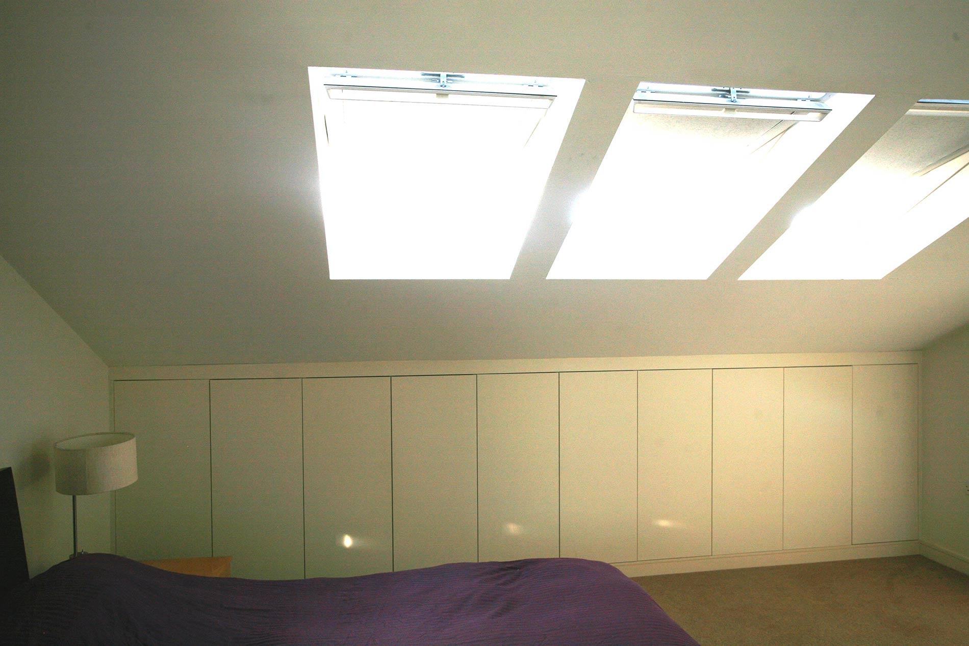 Concealed-Bookshelves - Wandsworth