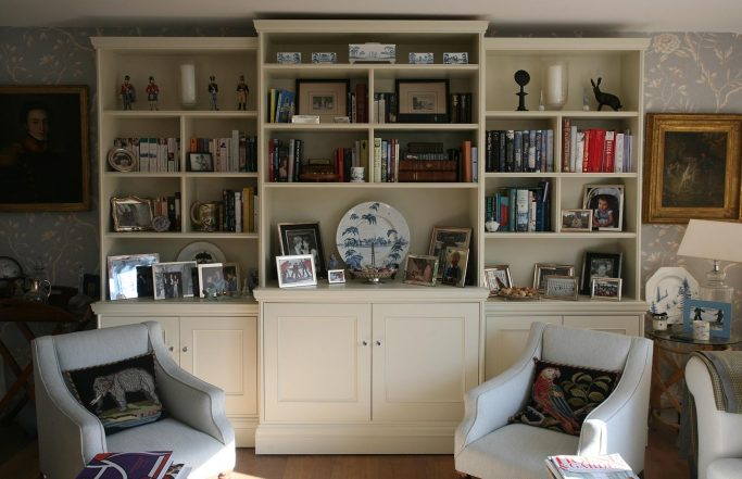 Bookcases – Notting Hill