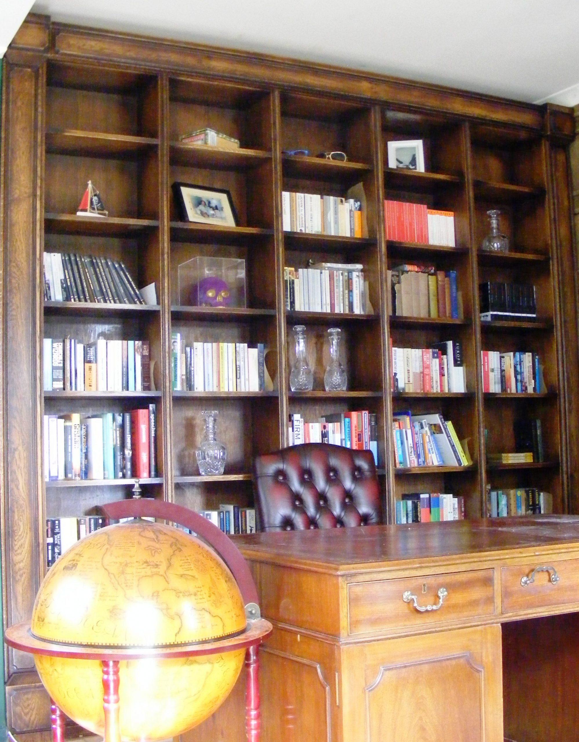 Bookcase Caddington (1)