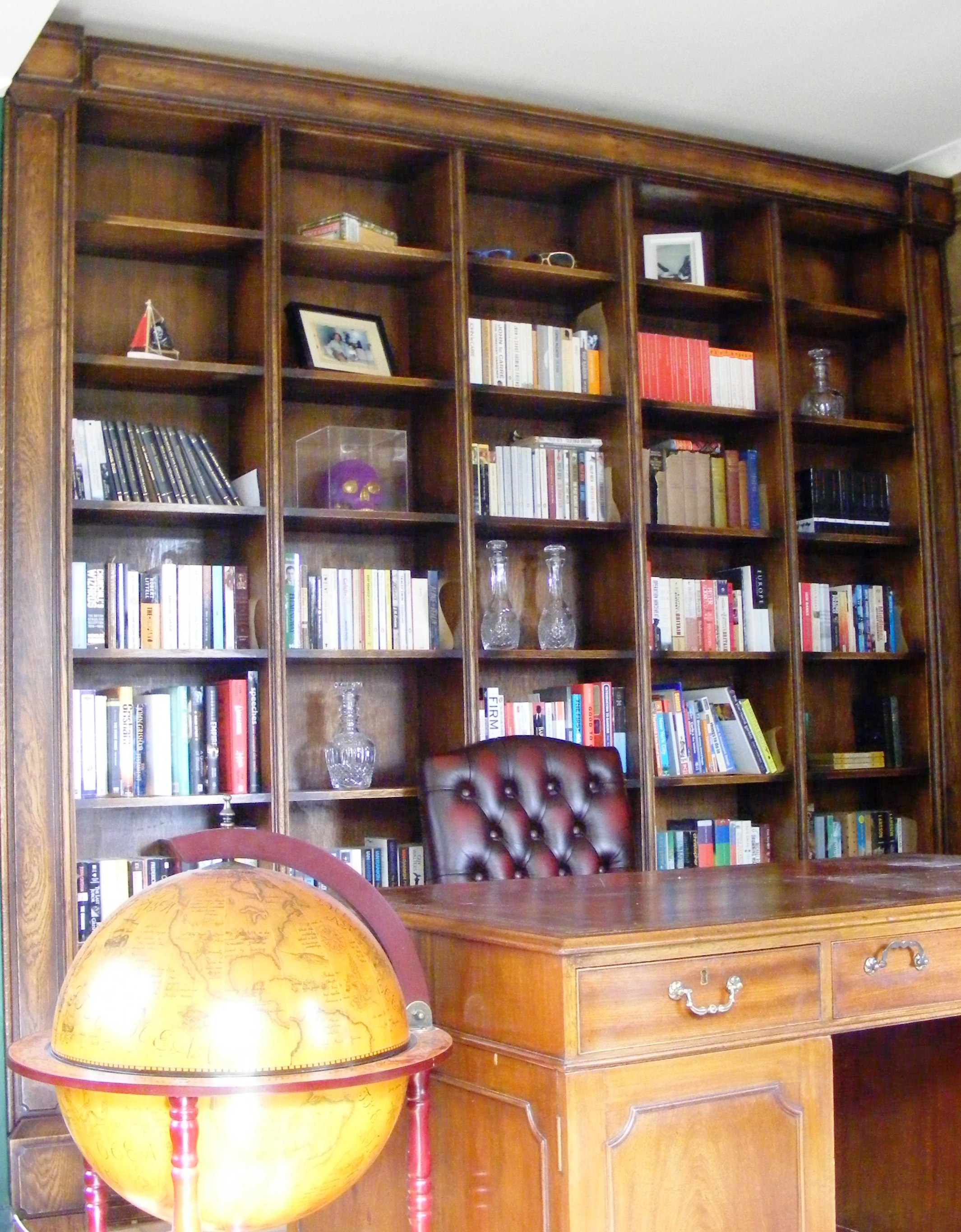 Bookcase Caddington (1)