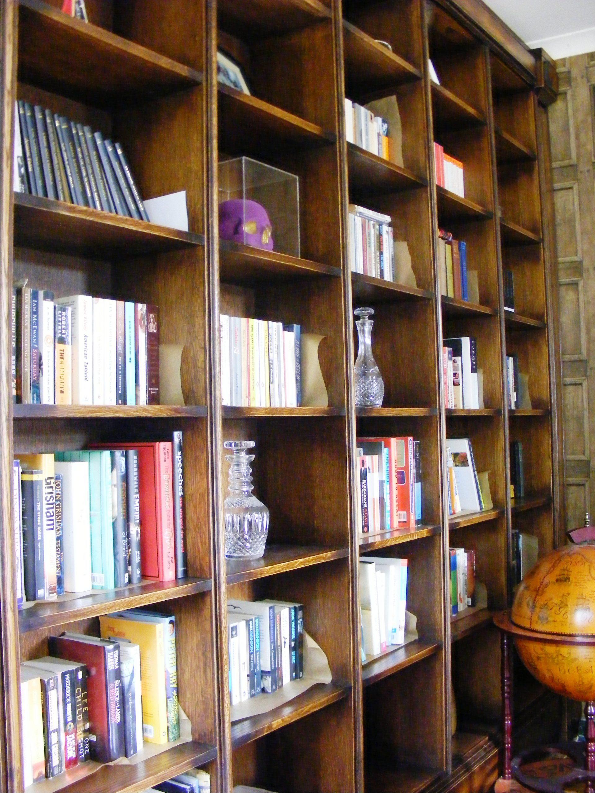 Bookcase Caddington (2)