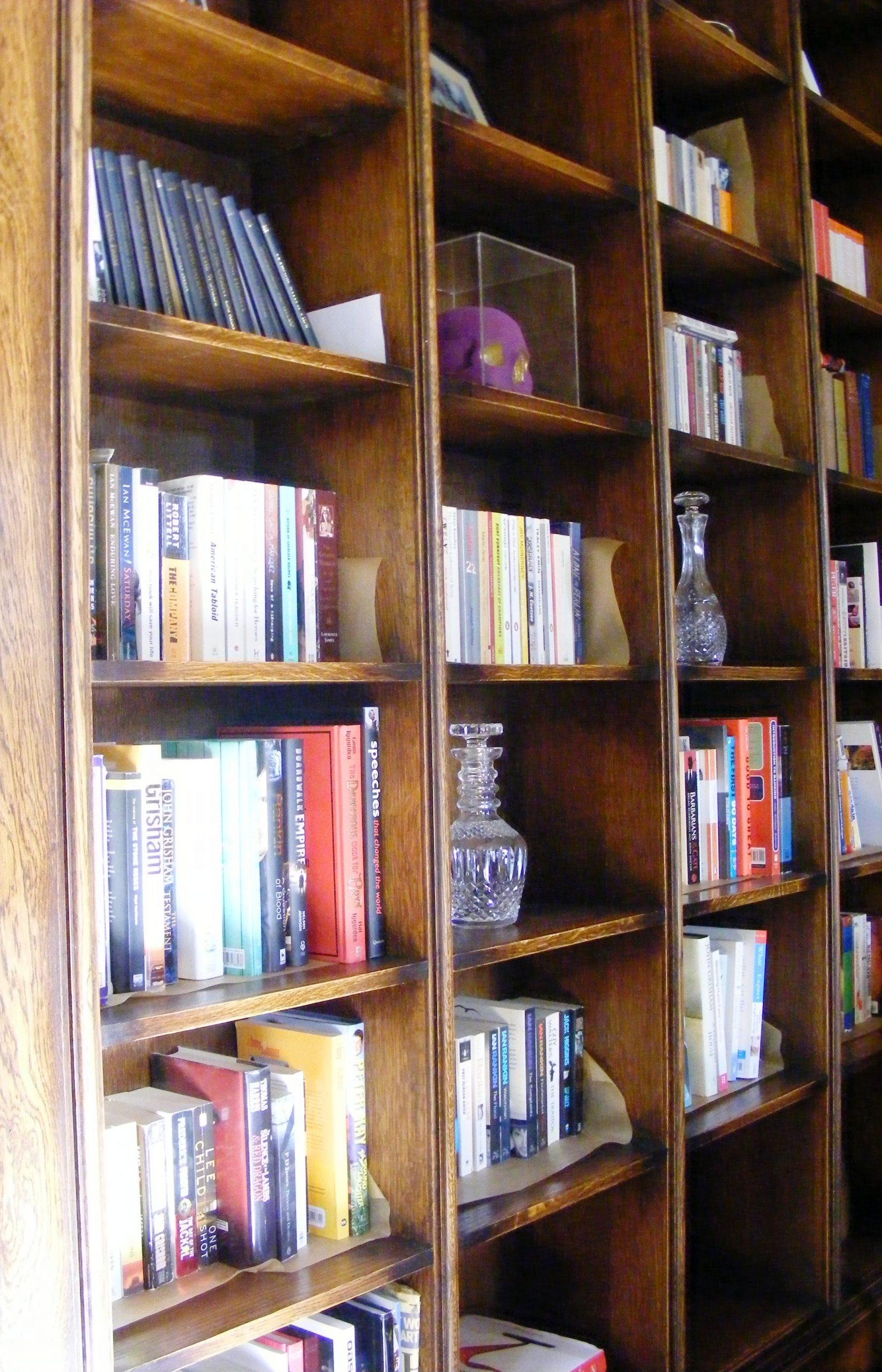 Bookcase Caddington (4)