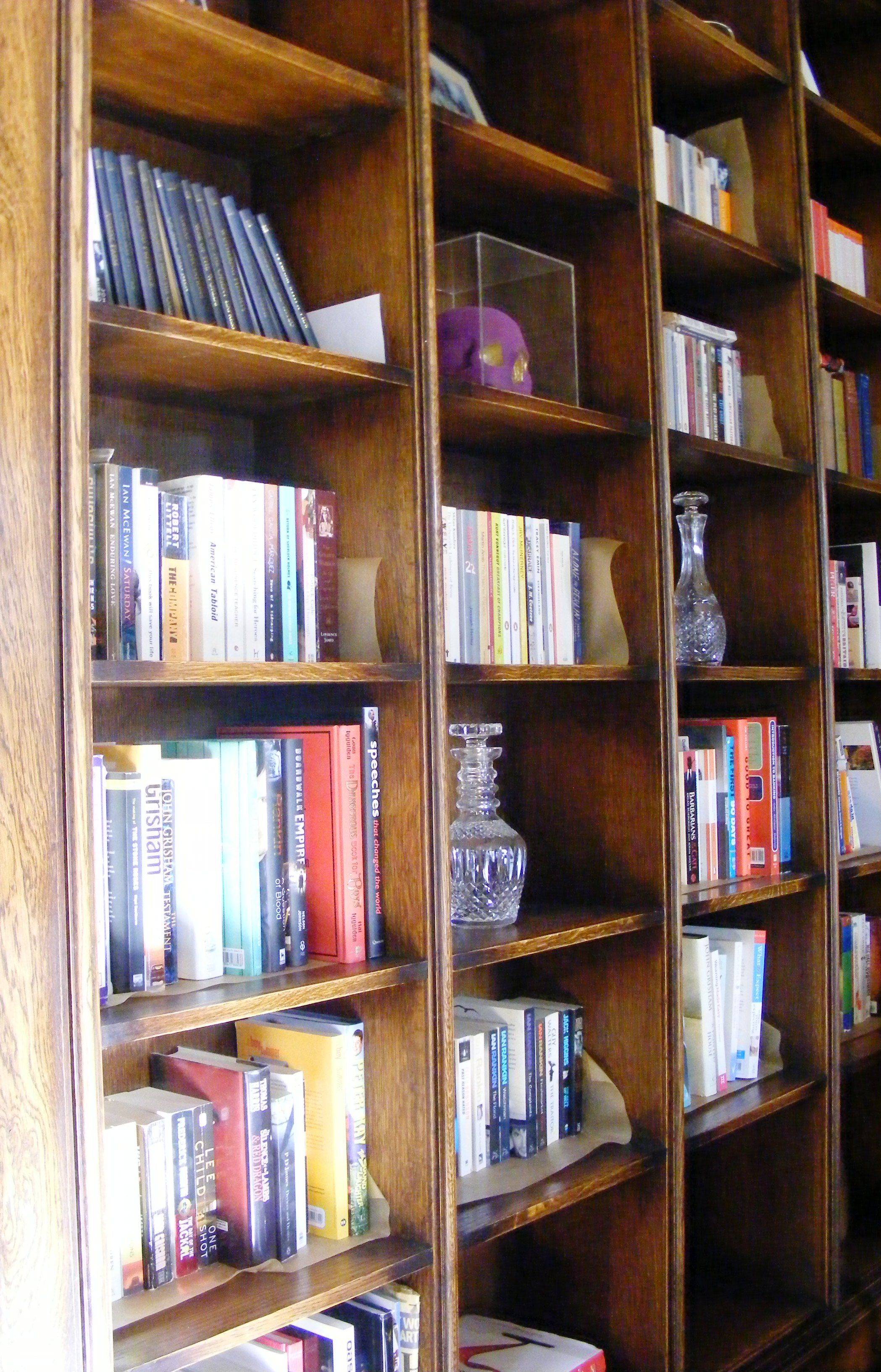 Bookcase Caddington (4)