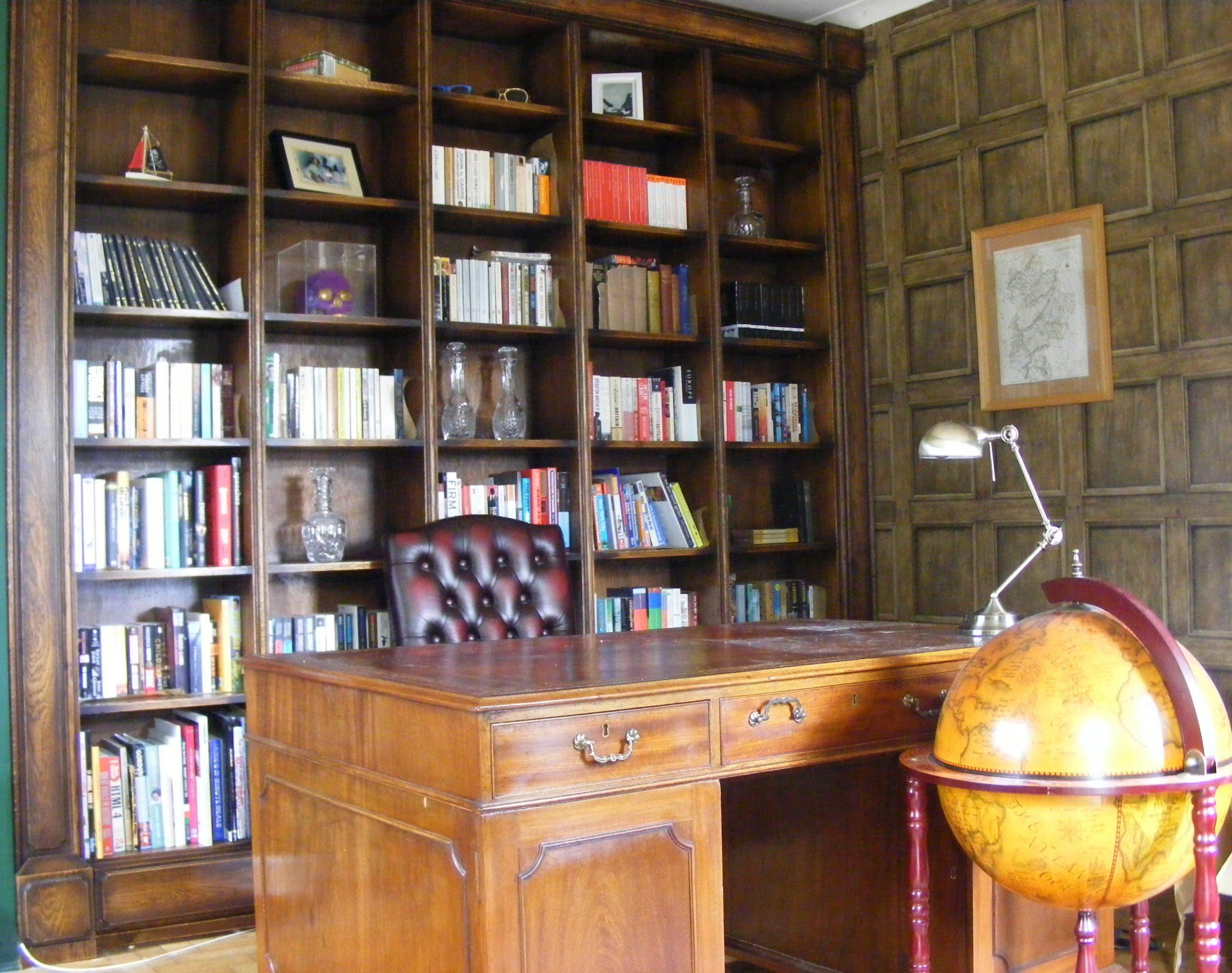 Bookcase Caddington (9)