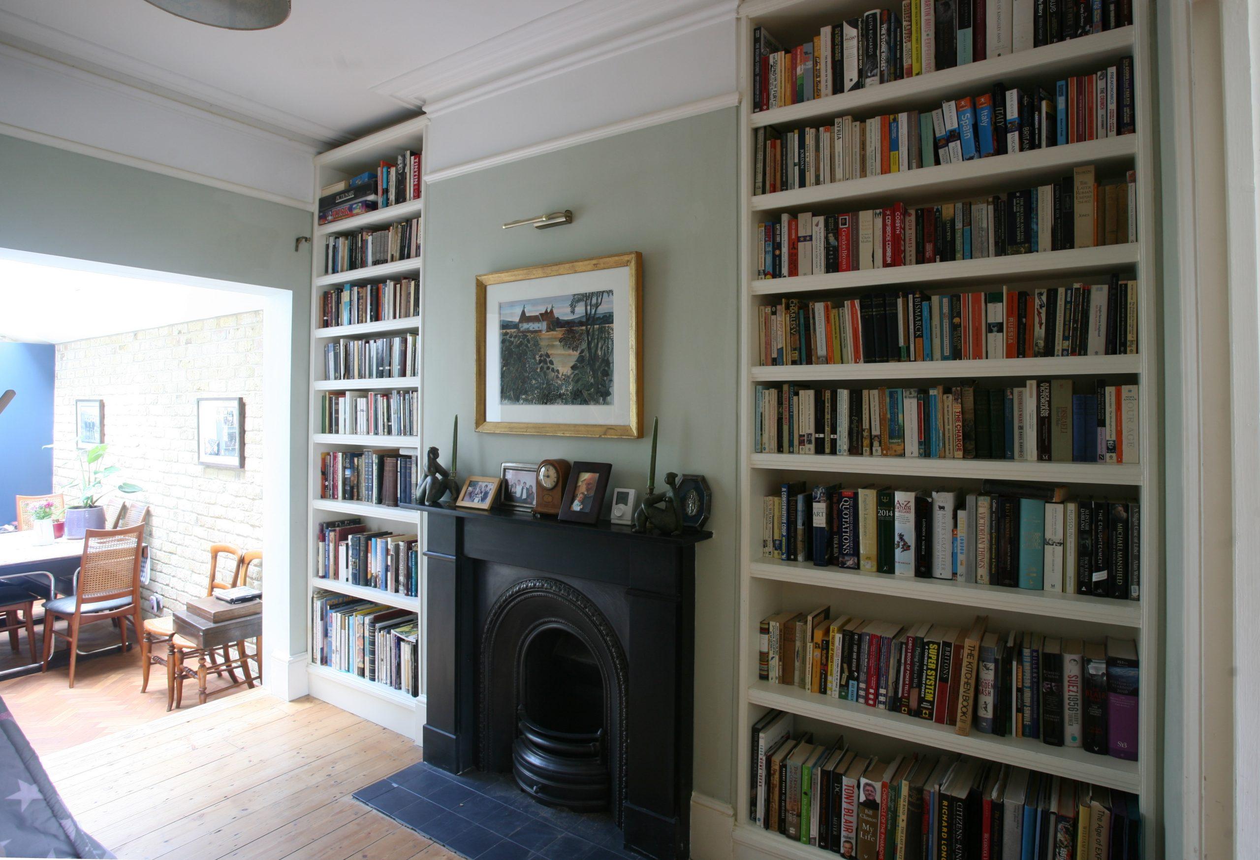 Bookcase Stoke Newington (2)