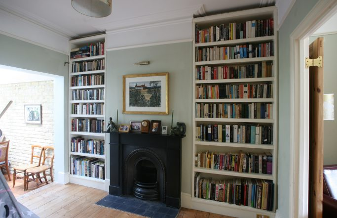 Bookcase Stoke Newington