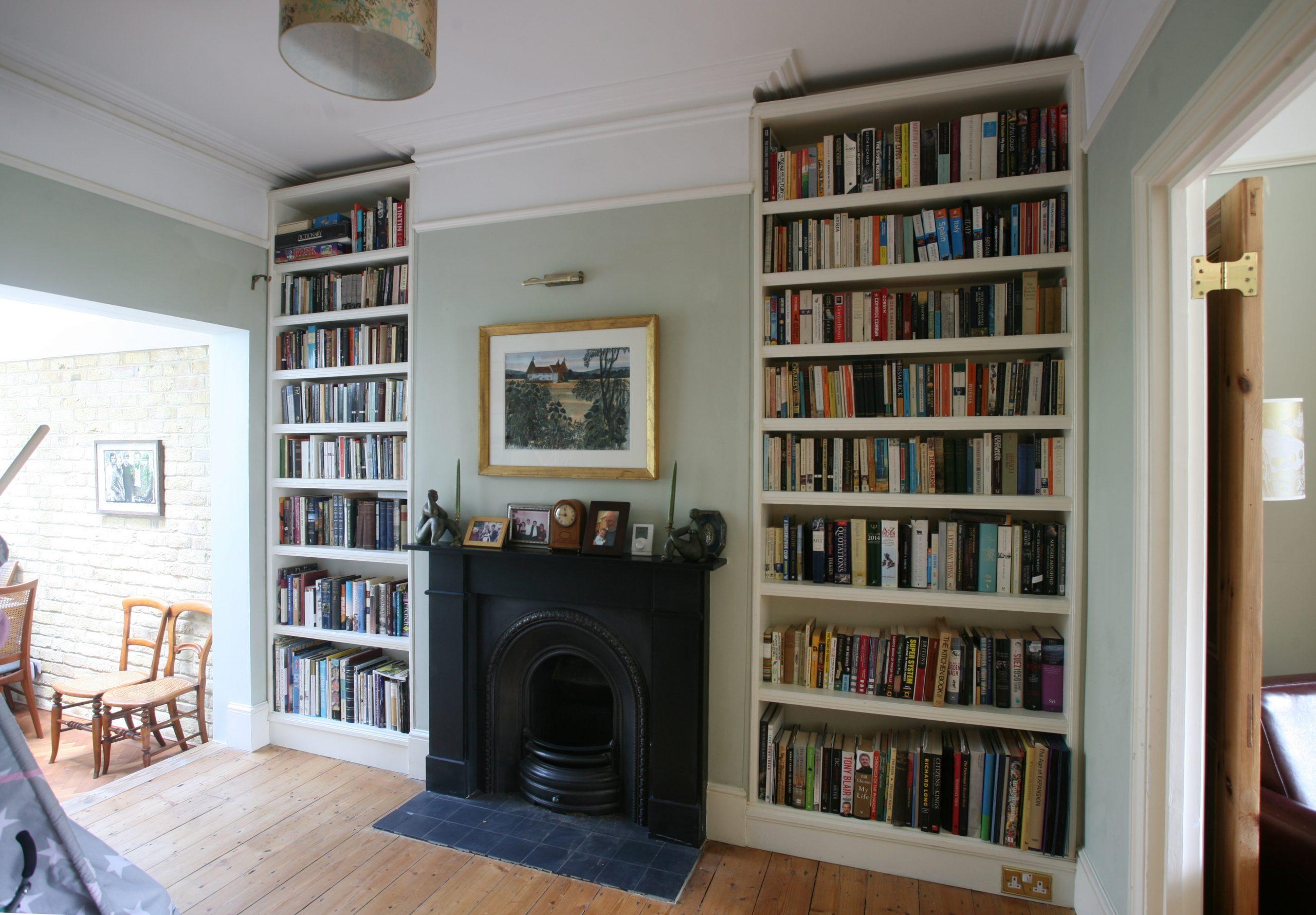 Bookcase Stoke Newington (3)