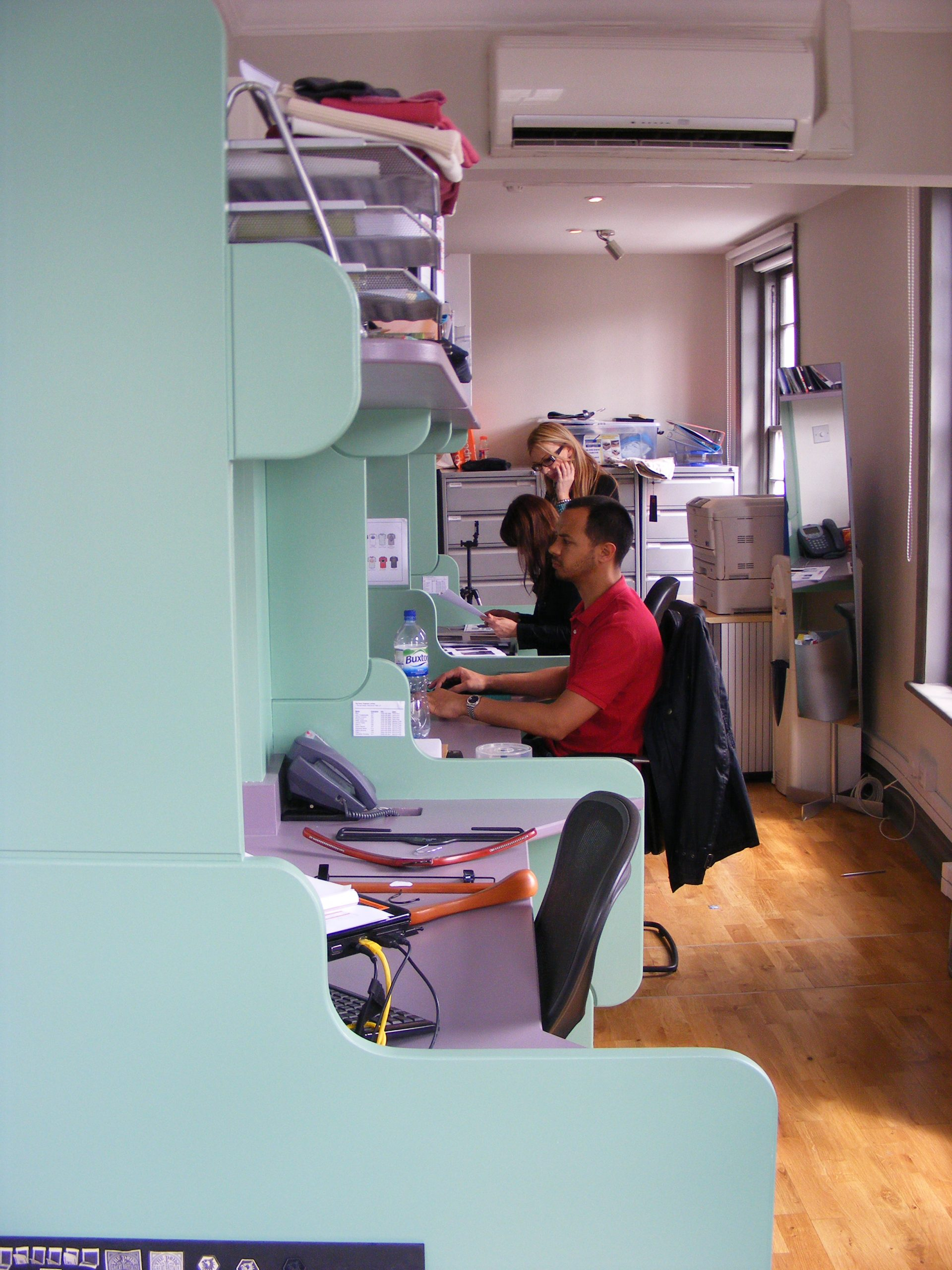 Home office design Putney