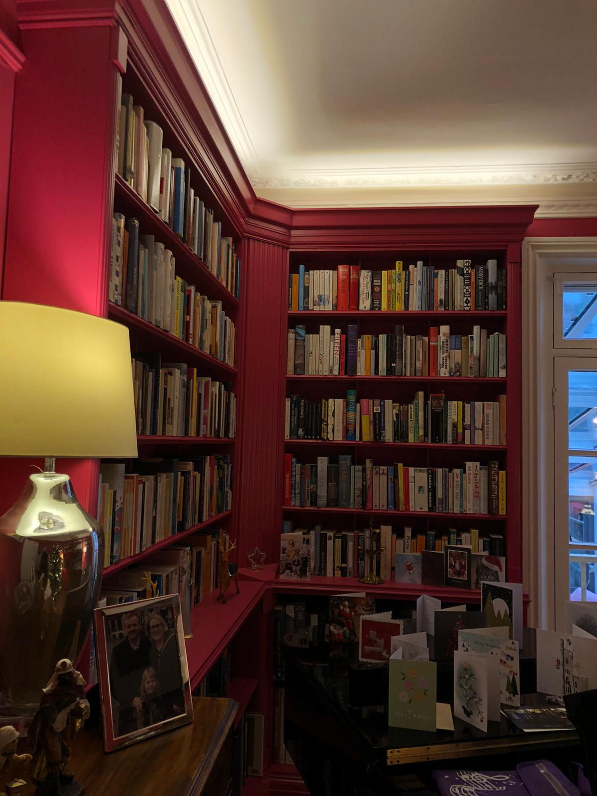 Bookcase Islington (1)