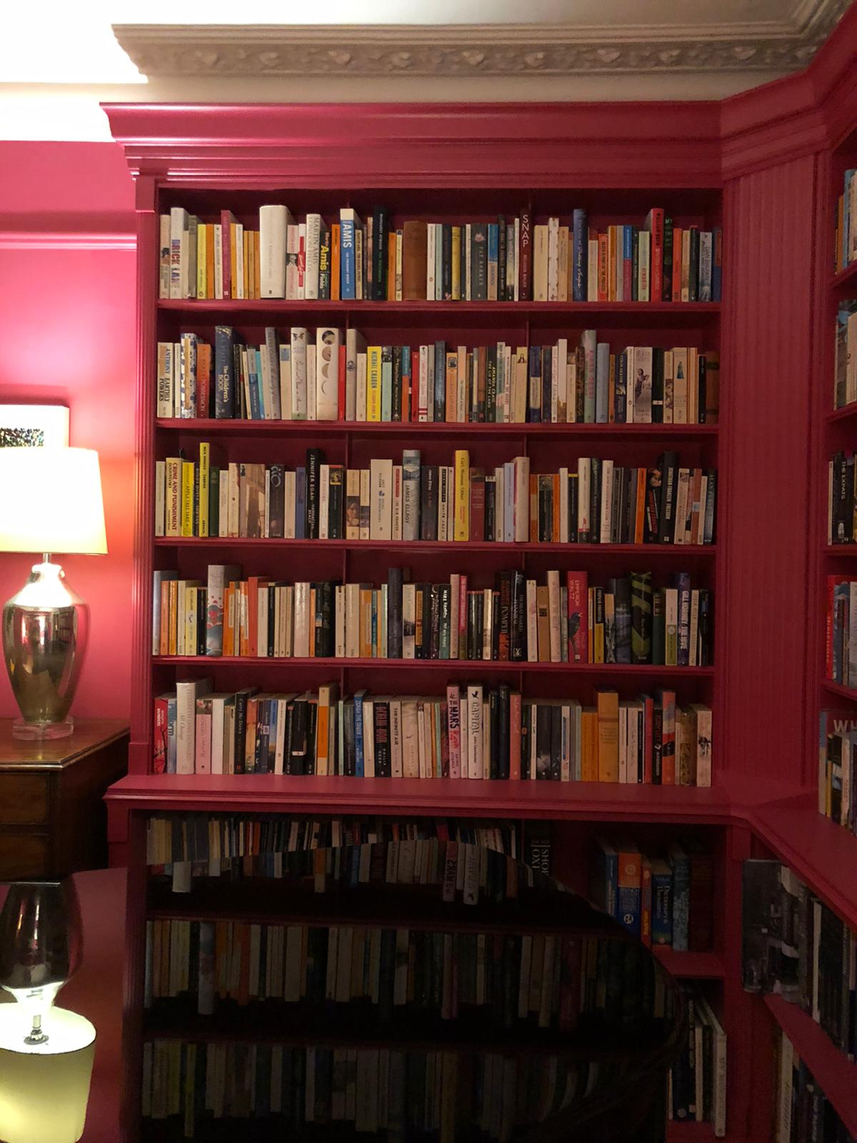 Bookcase Islington (3)