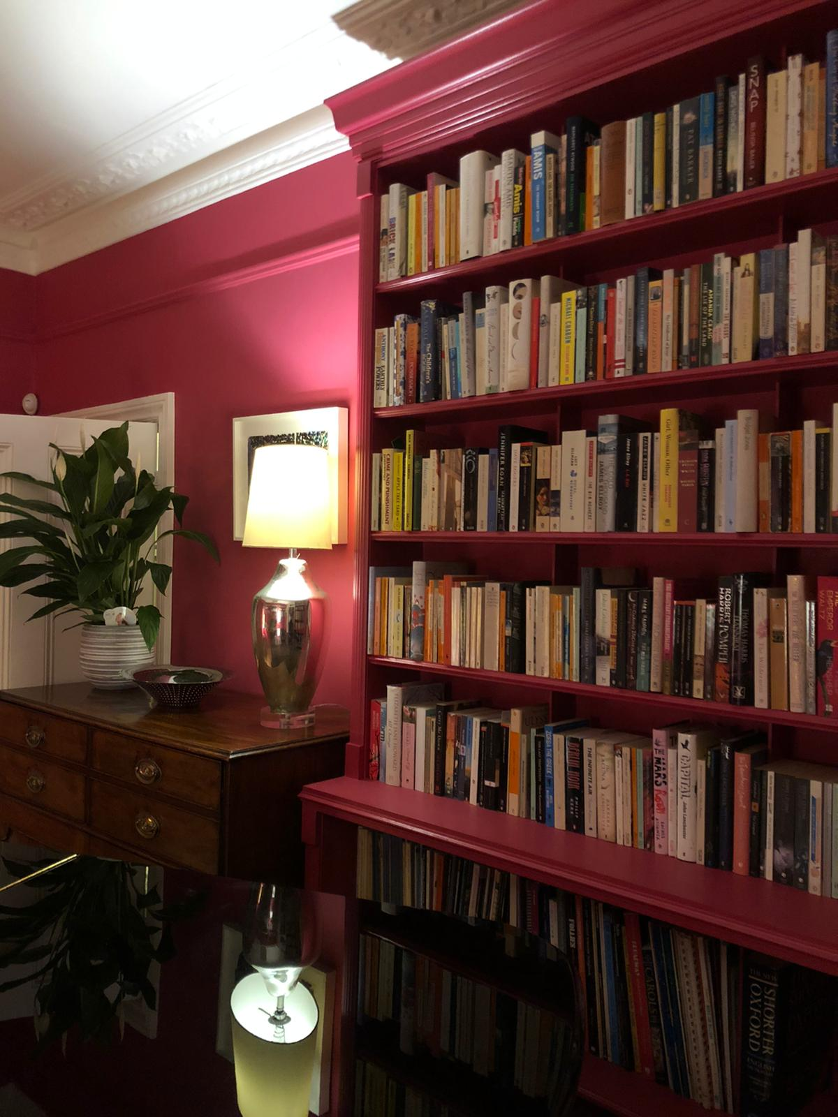 Bookcase Islington (4)
