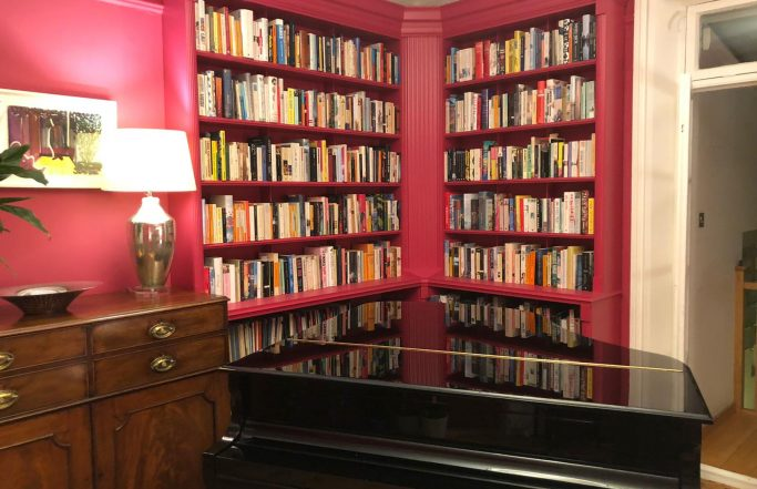 Bookshelves Islington