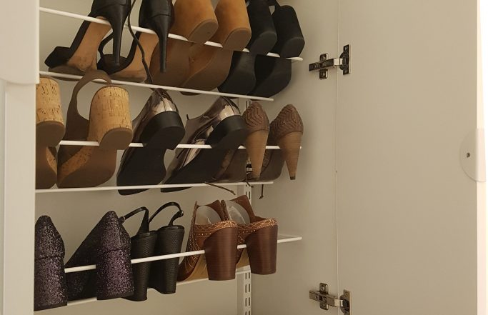Shoe Cupboard Fitzrovia