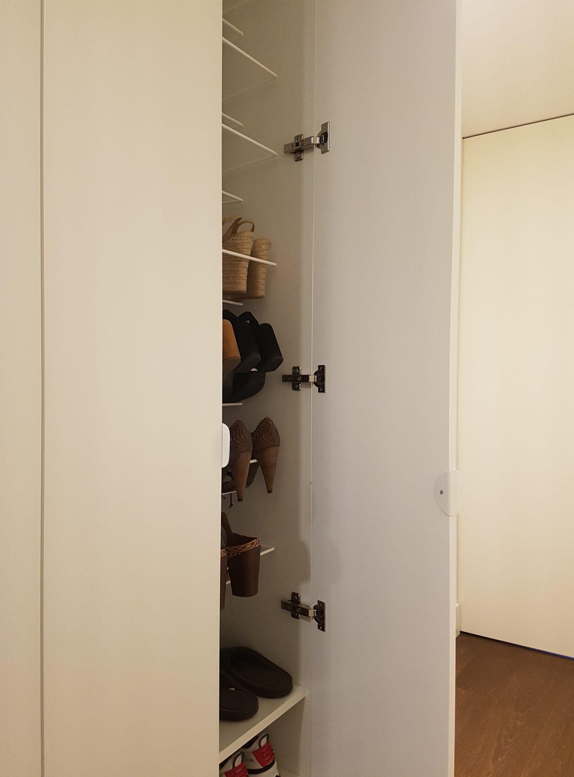 Shoe Cupboard Fitzrovia (3)